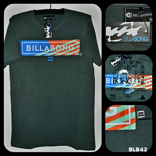 Kaos Surfing Billabong Kode BLB42