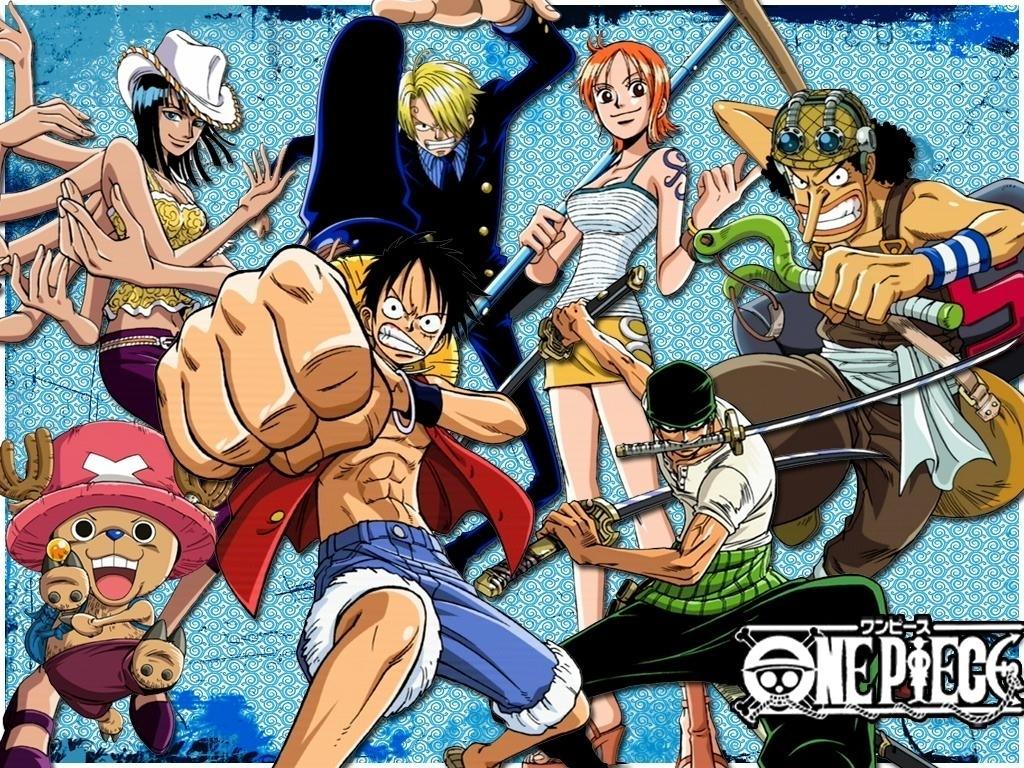 [Download truyện tranh] One Piece - Đảo hải tặc - Trọn bộ