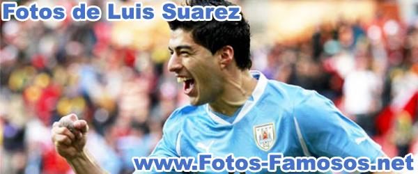 Fotos de Luis Suarez