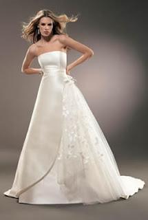 fotos de Vestidos de Noiva com Cauda