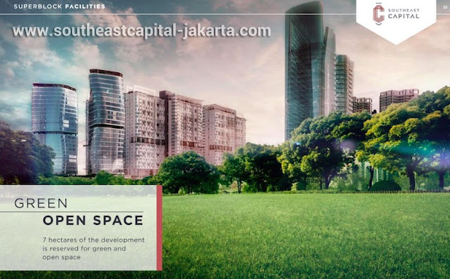 Southeast Capital Jakarta Open Green Space