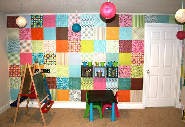 Scrapbook Paper Crafts Ideas