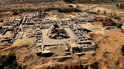 10 Peradaban Kuno Yang Hancur Dalam Semalam