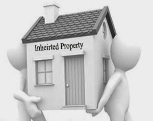 Inheritance of Property