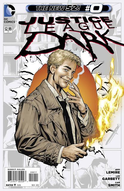 Liga da Justiça Dark #0