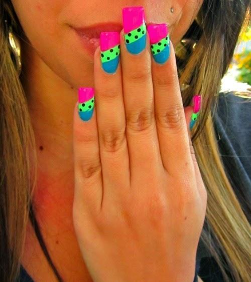 Nail Arts Types Of Nail Art And Designnail Stripesnail Stickers
