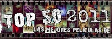 TOP 50 Mejores Películas 2011