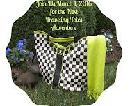 Look for Tales of the Traveling Tote #6 on March 1, 2016