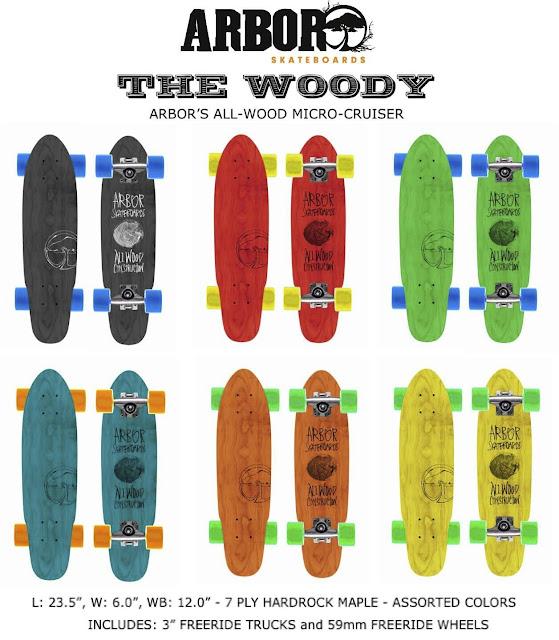 Arbor Woody3