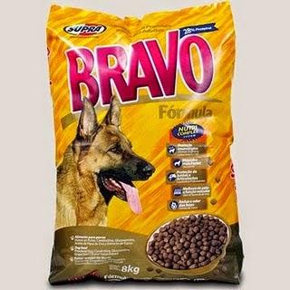 Ração Bravo Formula