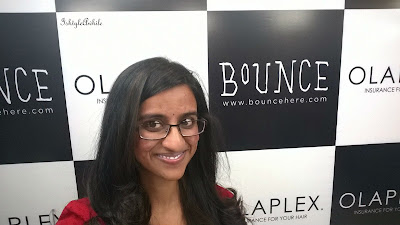 Launch of Olaplex at Bounce Salon. image
