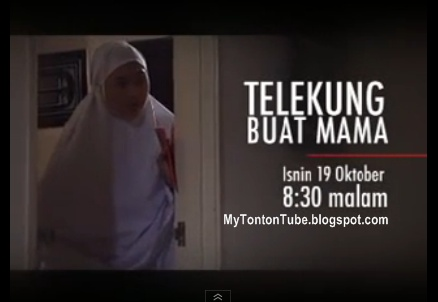 Telekung Buat Mama (2015) TV9 - Full Telemovie