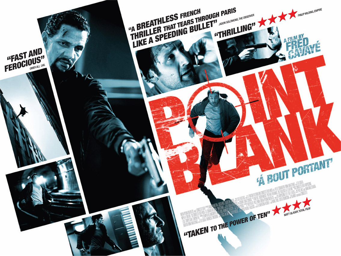 Point Blank A Bout Portant Film