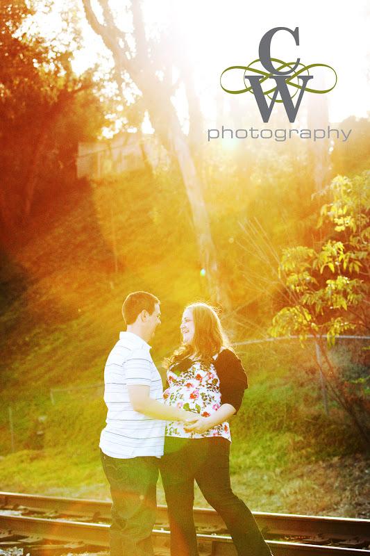 Engagement Portrait, Fullerton