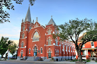 Sacred Heart Church Edmonton, Alberta