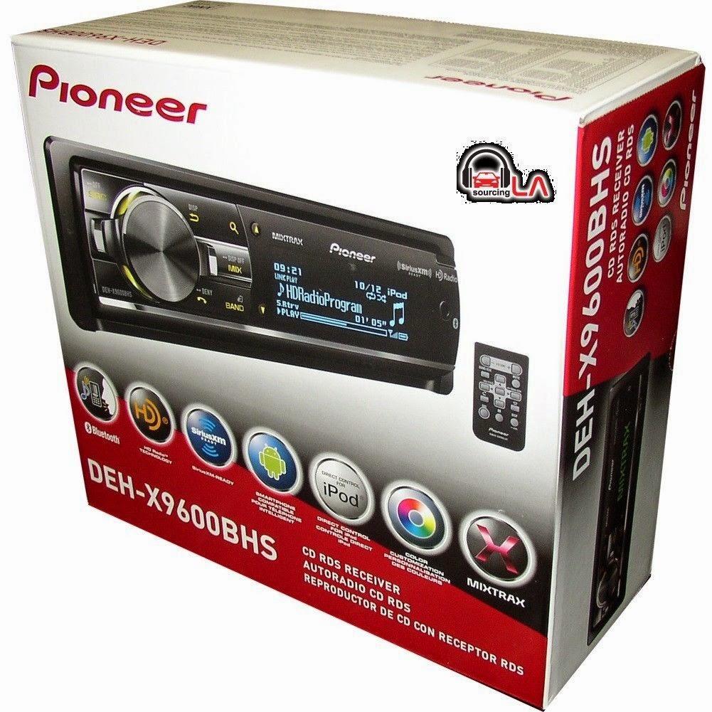 http://www.ebay.com/itm/Pioneer-DEH-X9600BHS-Single-DIN-Bluetooth-Car-Stereo-w-AUX-USB-Input-/141488961078
