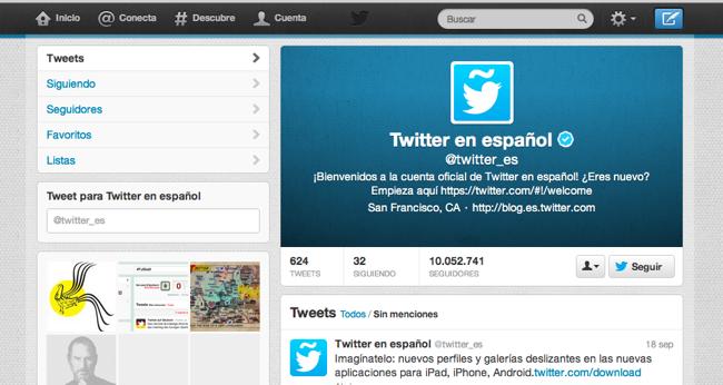 Twitter ahora te da la opción de poner una imagen de 'Encabezado' a tu perfil