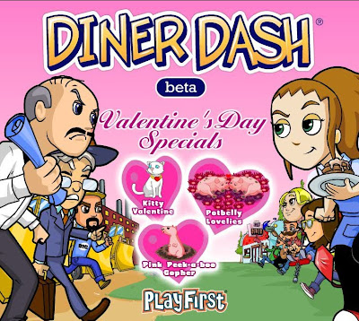 Diner Dash Facebook