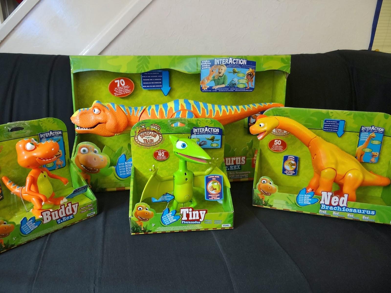 Dinosaur Train Toys : November this is life