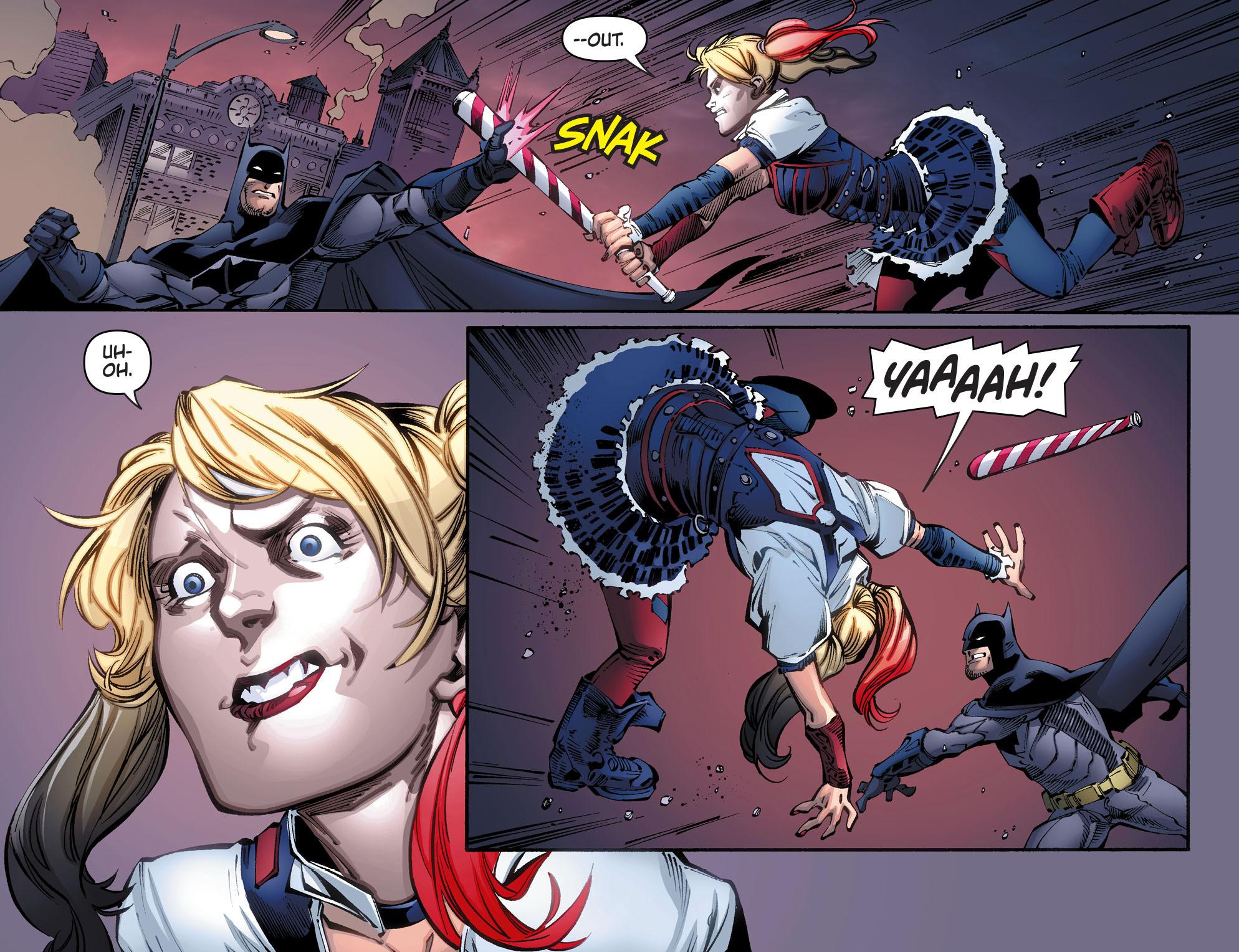 Batman: Arkham Knight [I] Issue #22 #24 - English 8
