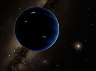 """اكتشاف الكوكب """"اكس"""" الكوكب التاسع في المجموعة الشمسية"""