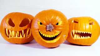halloween pumpkin carving images