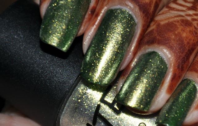 Commando and OMG COLOR STUDIO PROFESSIONAL NAIL COLORS