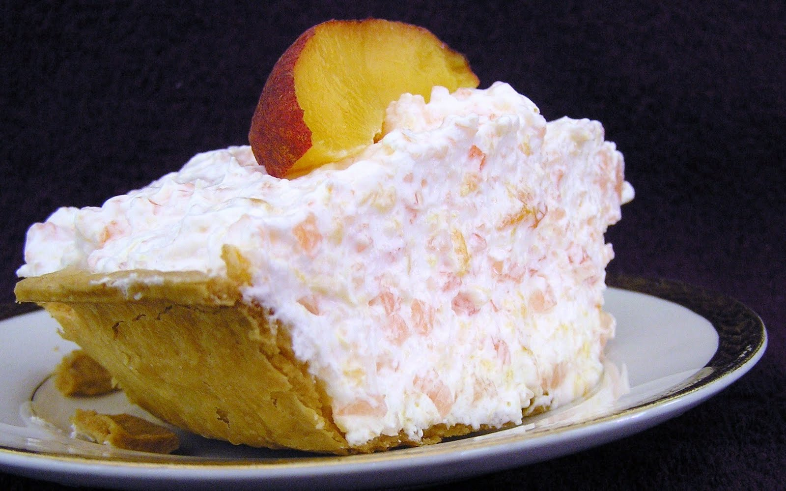 Creative Tennessee Mountain Cookin: Heavenly Peach Pie