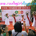 Raahgiri  Independence day special  celebrations!! watch cute girls Video Performming on VANDE MATRAM song 16 july 2015