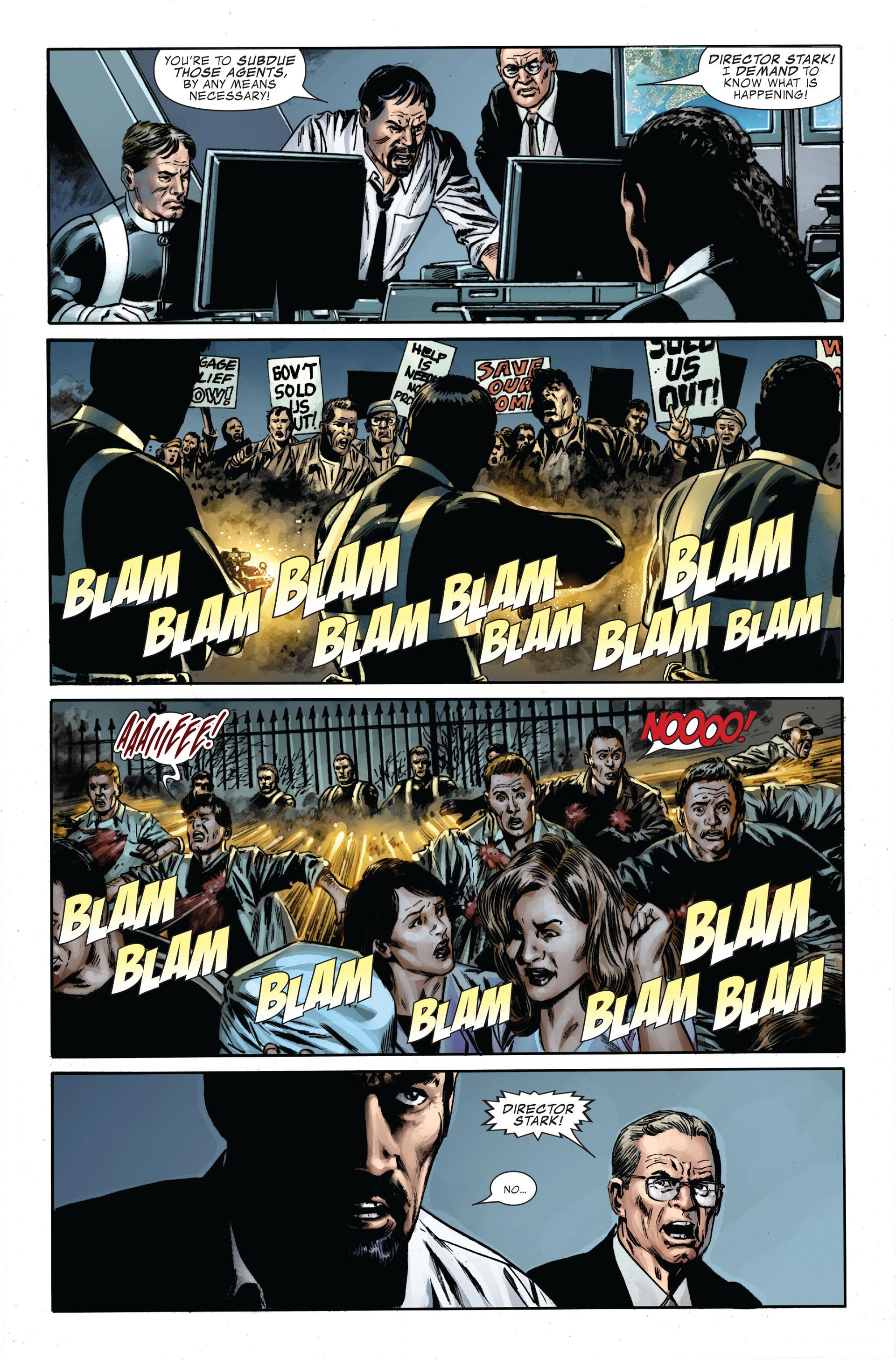 Captain America (2005) Issue #34 #34 - English 24