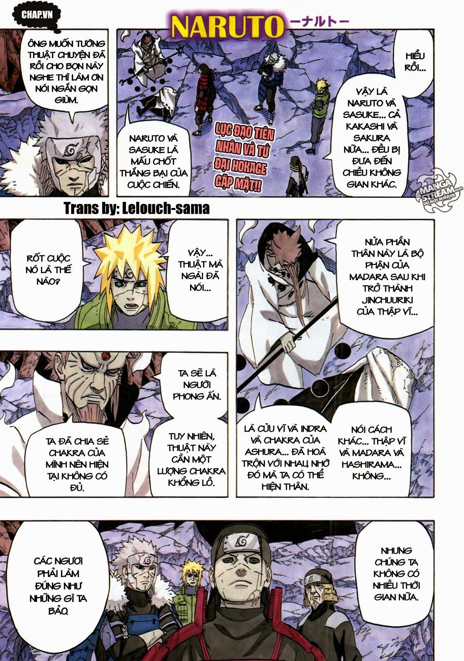Naruto chap 686 Trang 2