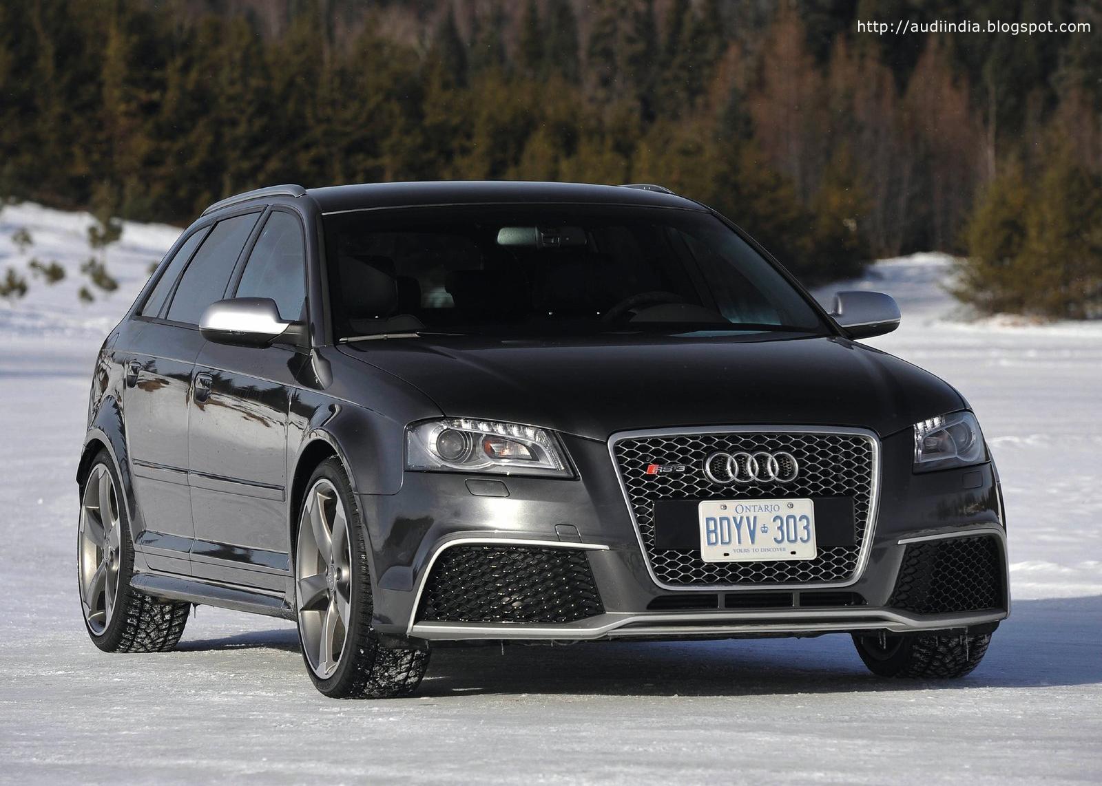 Audi rs3 sportback specs 11