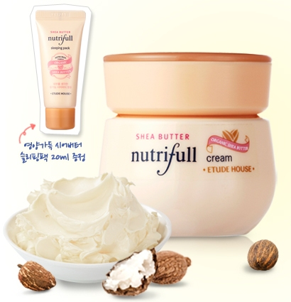 Shea butter nutrifull cream