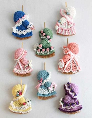 Un poquito de todo airesdeayer crochet en la decoraci n for Decoracion del hogar con crochet