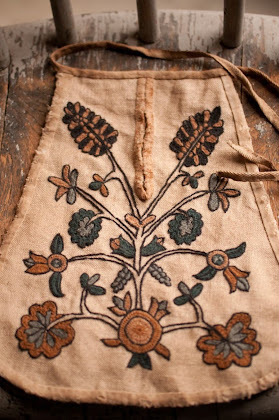 Reproduction Sewing Pocket