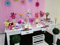 Decoração de festa infantil Lalaloopsy Porto Alegre