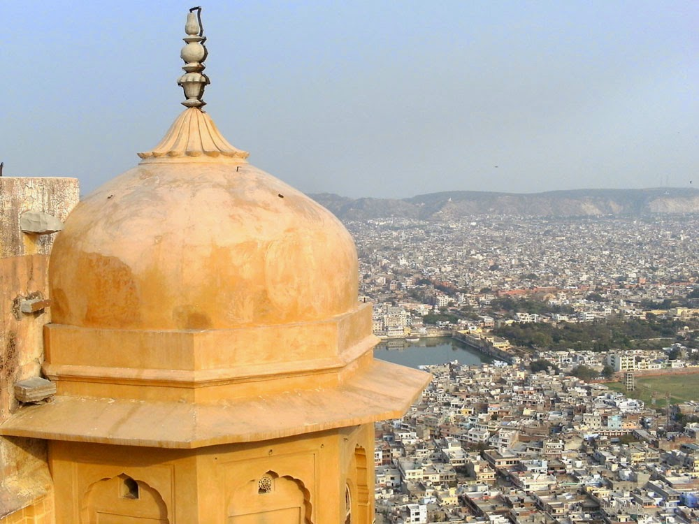 pink city Nahargarh Fort Jaipur 12