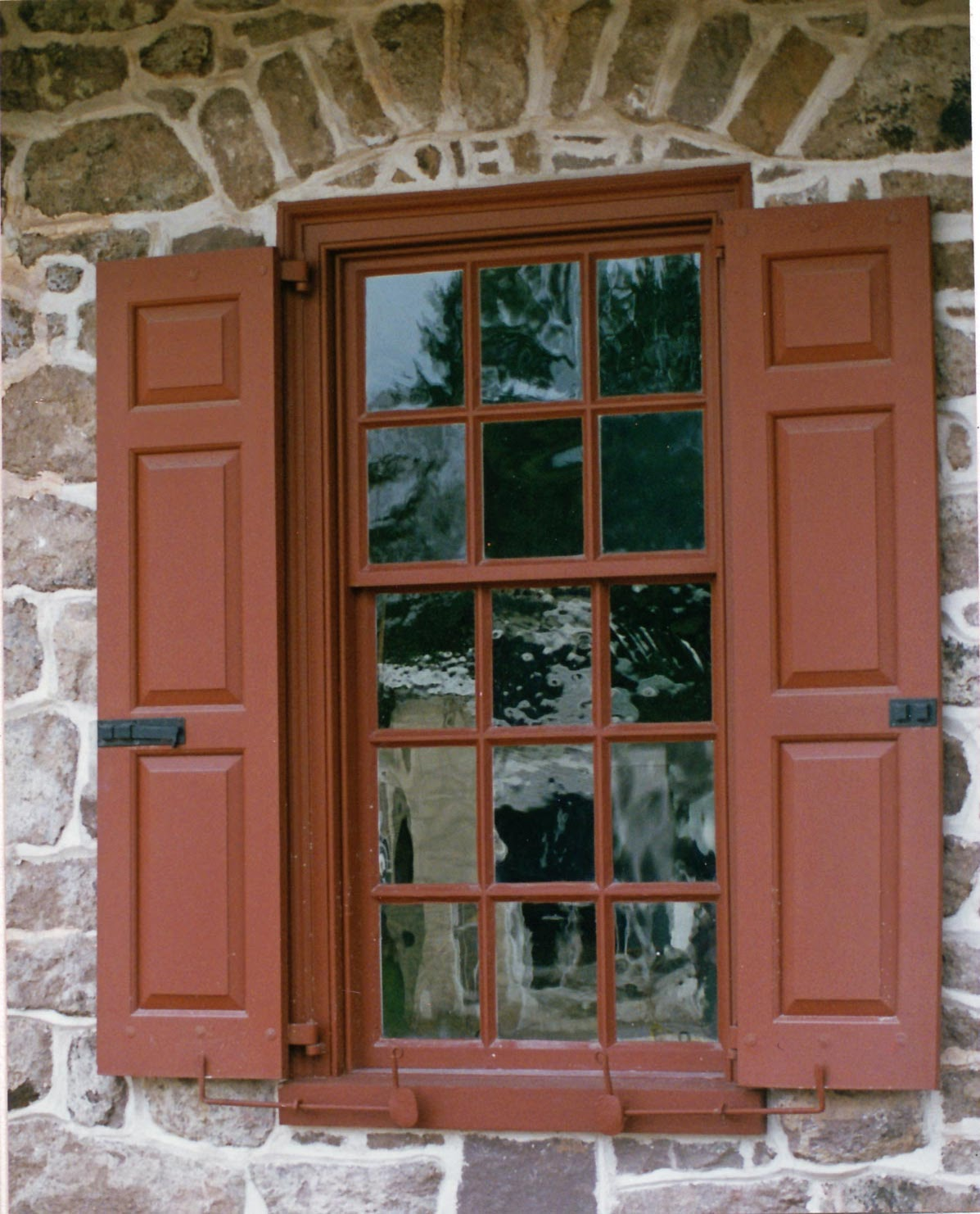 Custom wood windows : may 14, 2011