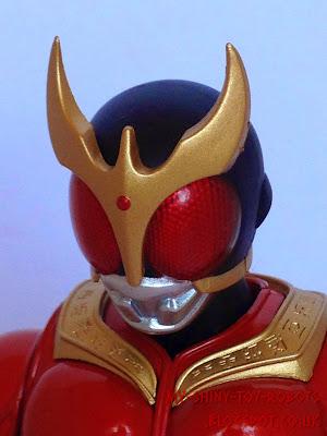 S.H. Figuarts Shinkocchou Seihou Kamen Rider Kuuga Mighty Form