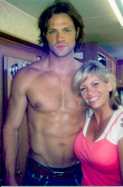 Jared Padalecki shirtless