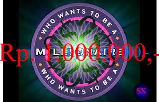 Game Who Want to Be Millionaire