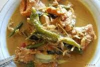 Resep dan Cara Membuat Eungkot Paya