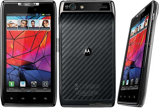 Motorola droid razr release date in south africa
