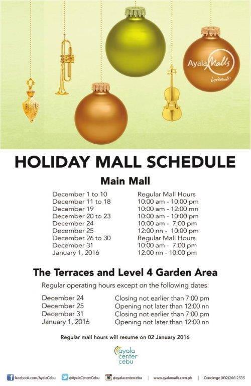 Holiday_Mall_Hours_Ayala_Center_Cebu
