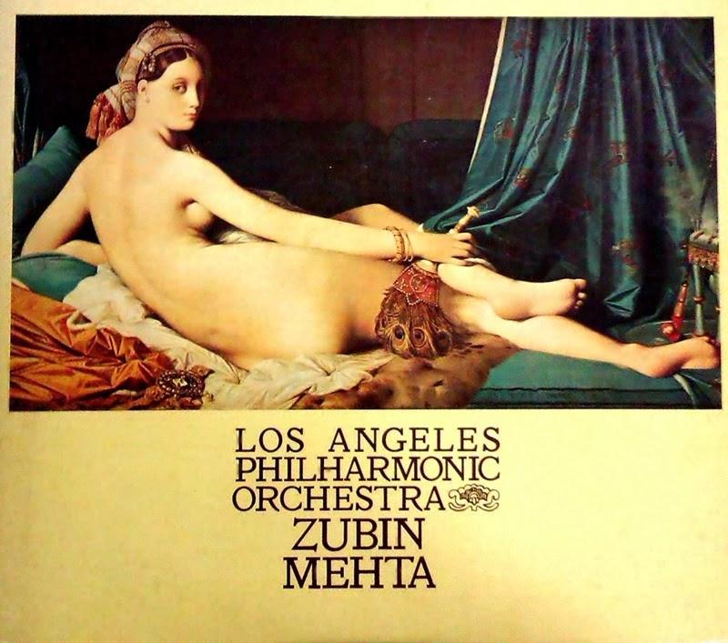 los angeles philharmonic orchestra zubin mehta