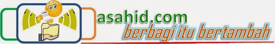 Asahid Berbagi