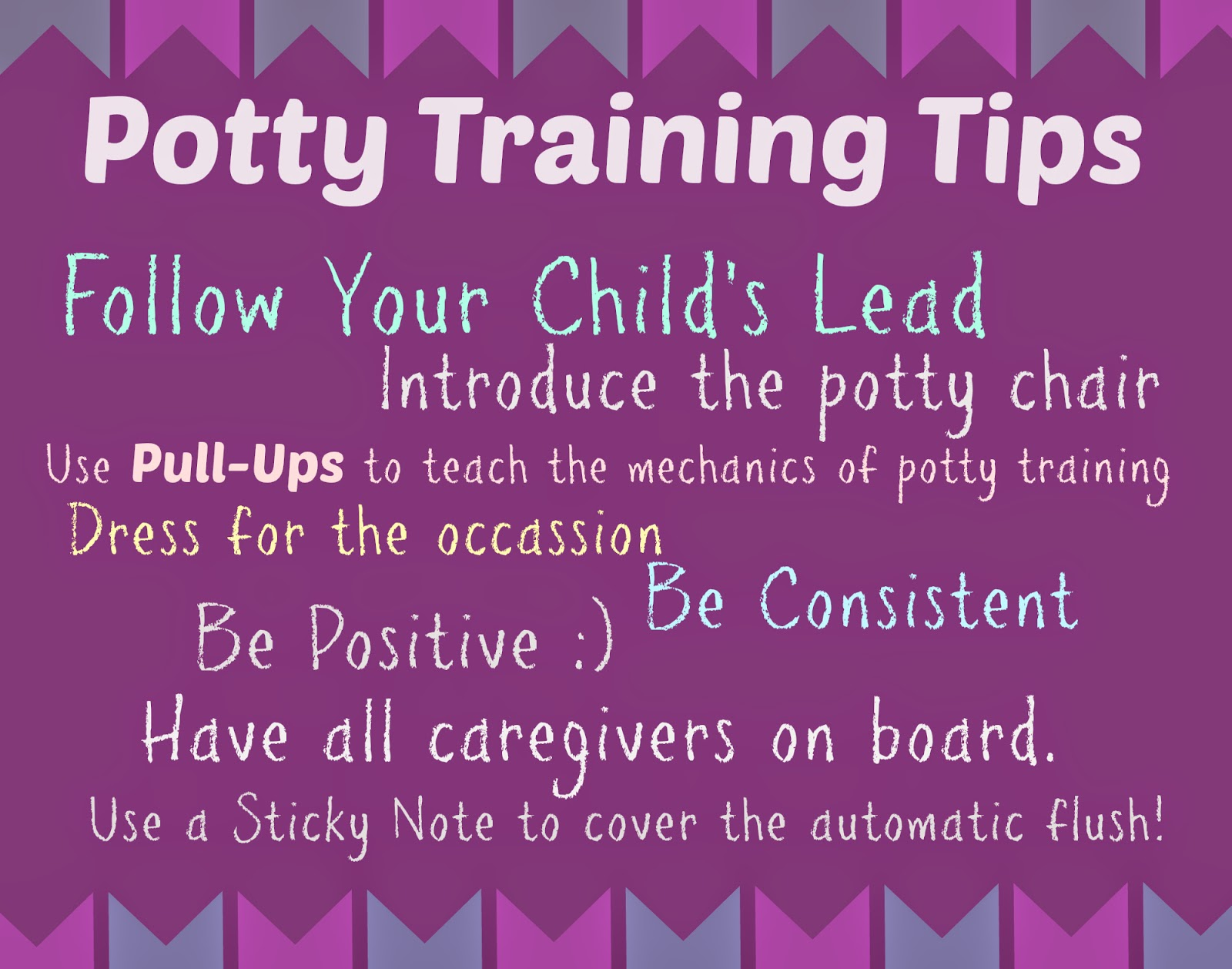 Helpful Potty Training Tips #SayAdiosToDiapers