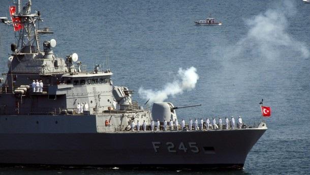 Επεισόδιο ανοιχτά των Οινουσσών -Τούρκοι έστρεψαν τα όπλα εναντίον σκάφος του Λιμενικού