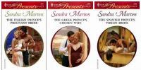 Serie novias de príncipes