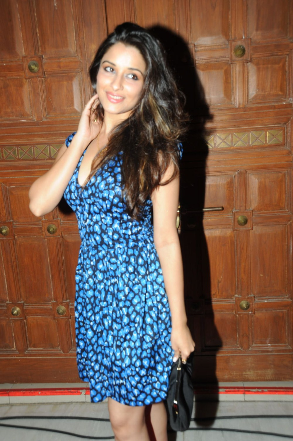 Madhurima  Picture Gallery at Romance Telugu Movie Audio Launch  0076.jpg